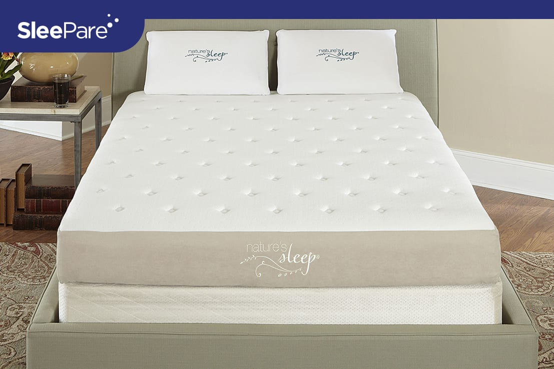 Nature's Sleep Belize Gel Memory Foam