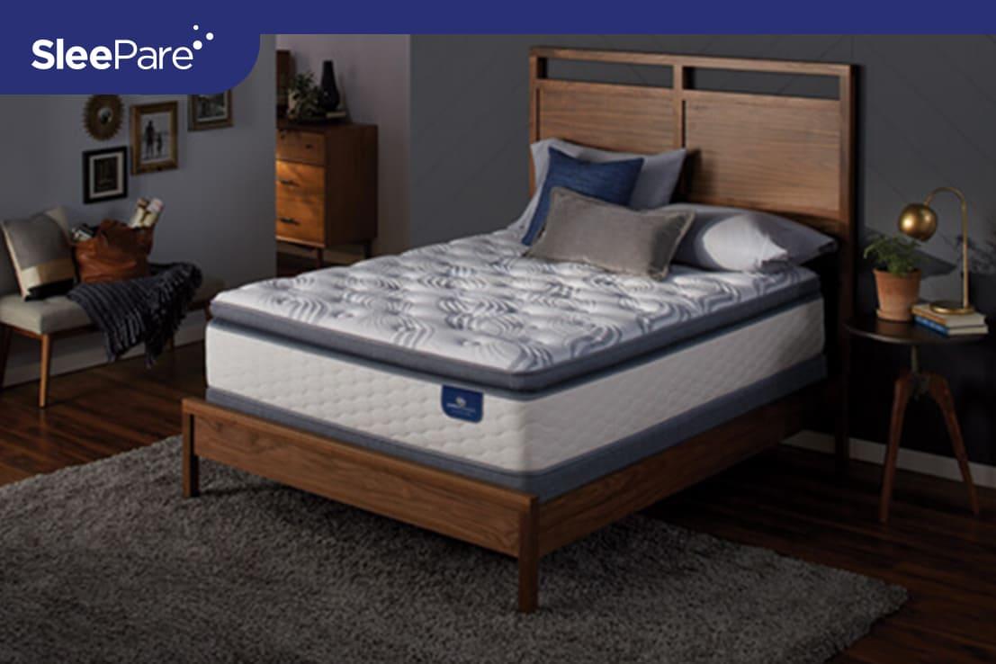 Truth About Serta Ps Kirkville Pillowtop Mattress Sleepare