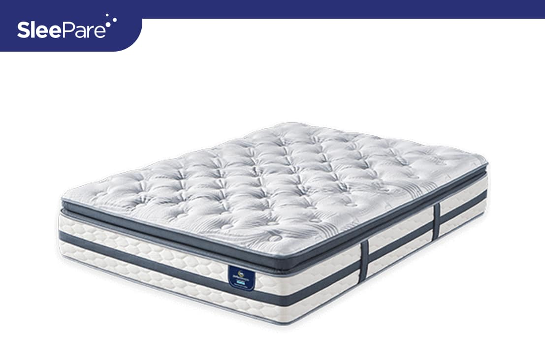 Best Serta Perfect Sleeper Pillow Top Mattress Reviews In