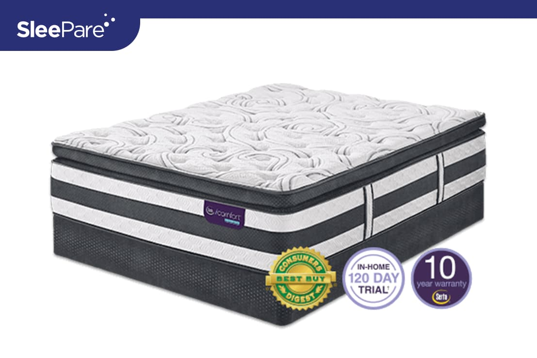 Serta iComfort Hybrid Advisor Pillow Top
