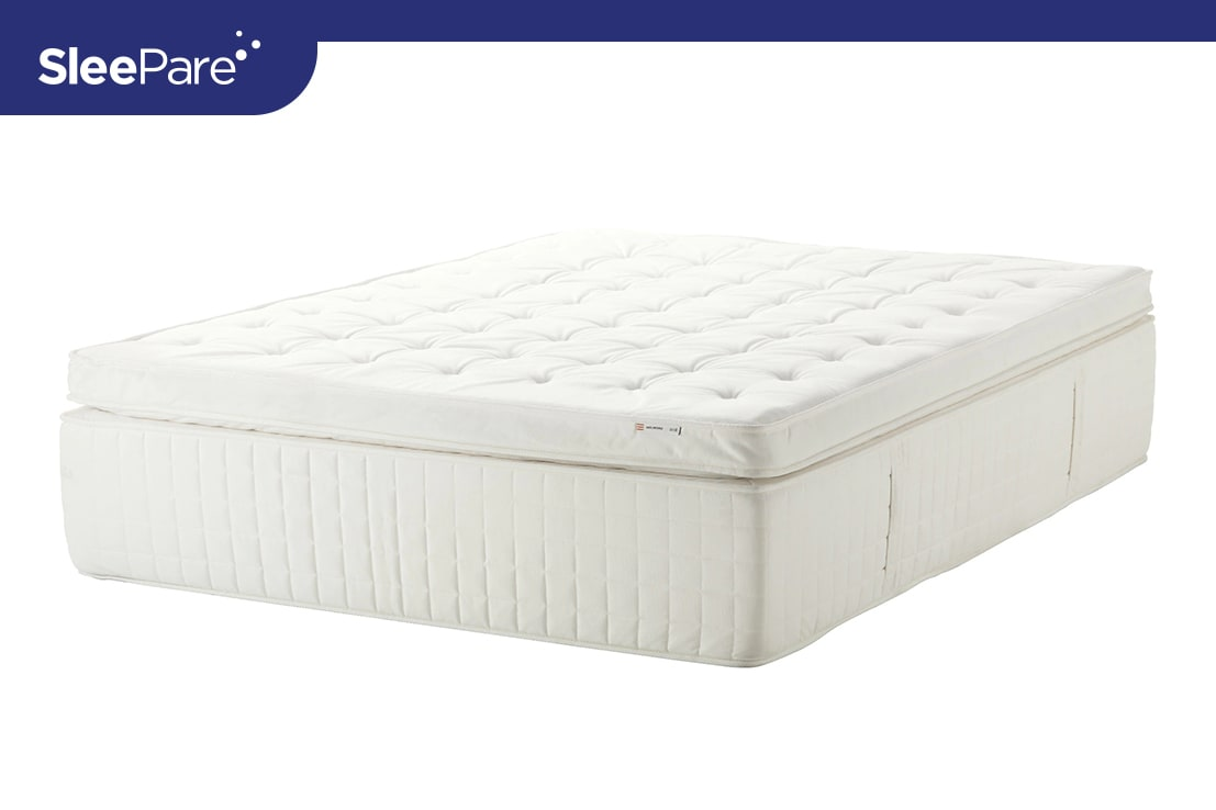 here 39 s the truth about ikea holmsbu mattress sleepare. Black Bedroom Furniture Sets. Home Design Ideas