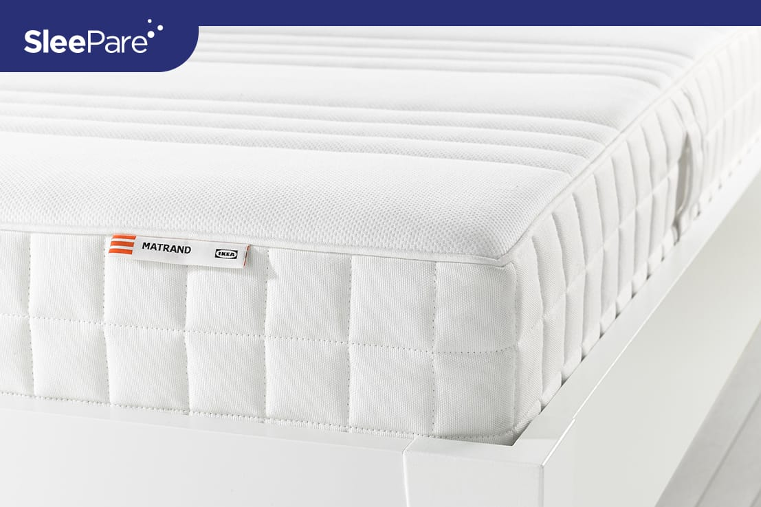 Ikea Matrand Memory Foam
