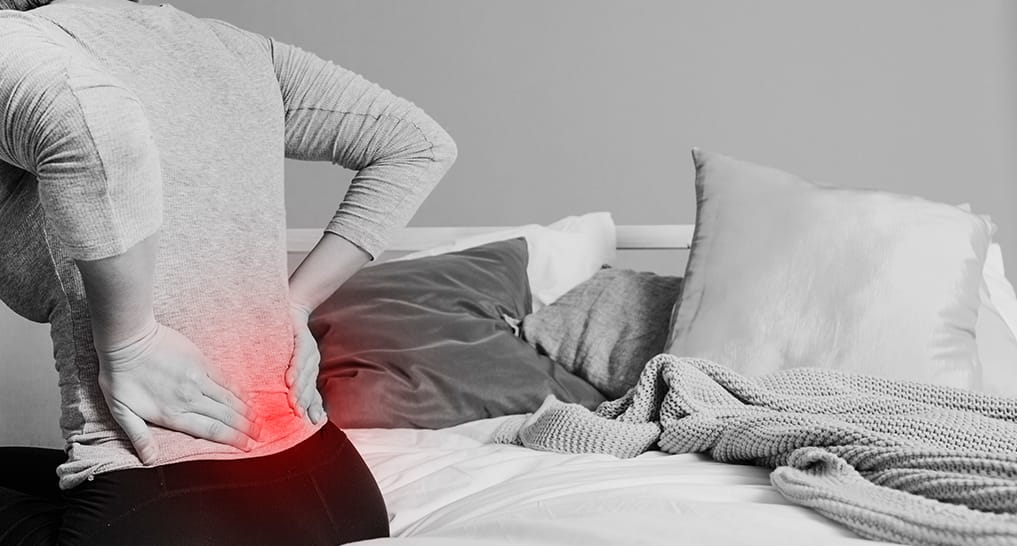 Back pain in Side Sleepers