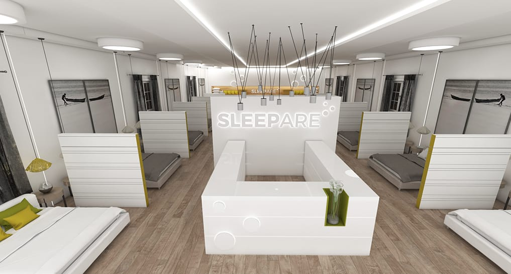 SleePare Showroom