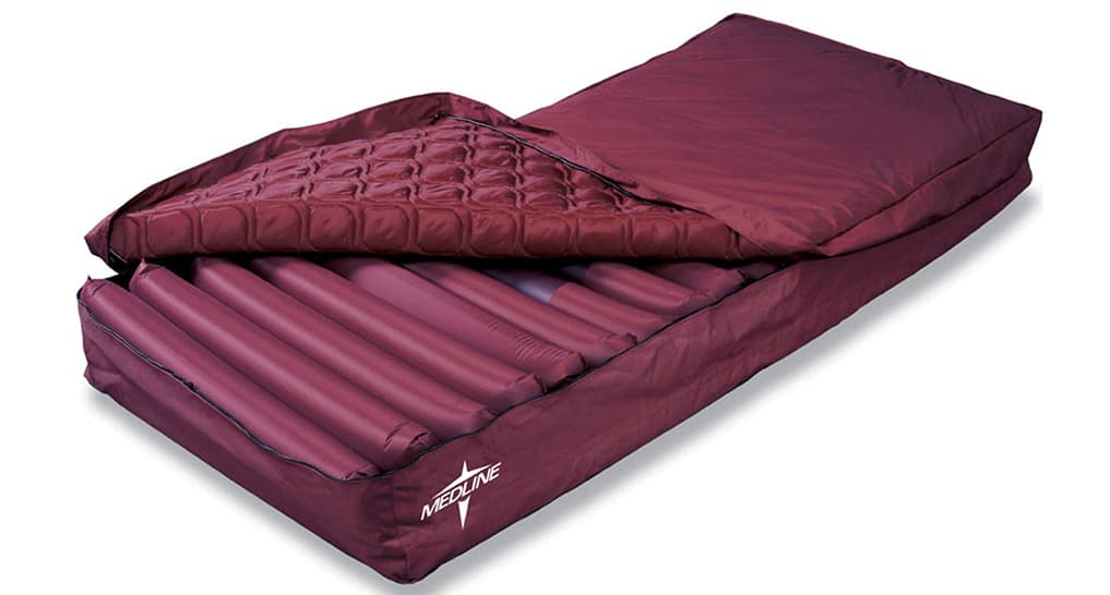 A Typical Bariatric Mattress