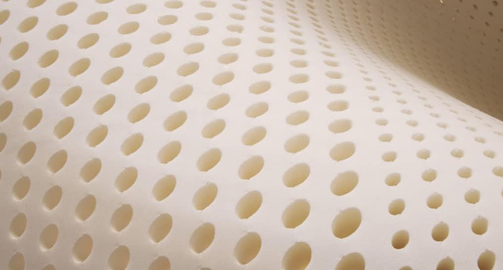Perforated Latex Foam