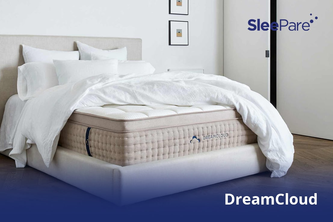 DreamCloud Mattress, keeps you cool during, after sex
