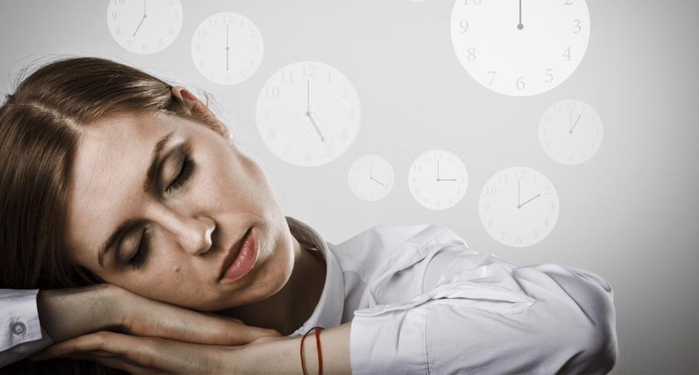 Adult sleep cycle