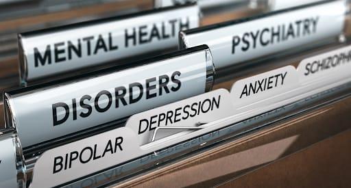 REM blocks psychological disorders