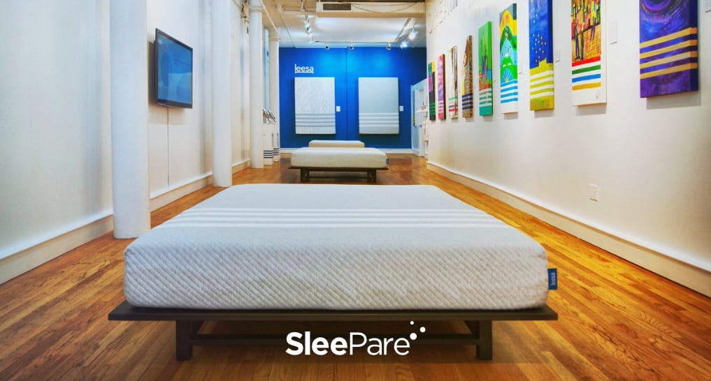 Leesa Mattress Stores In Nyc Sleepare