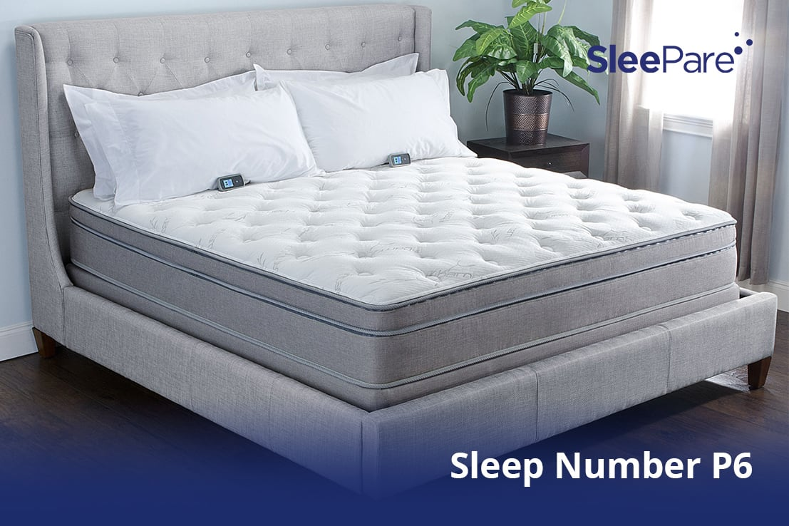 Sleep Number P6 Mattress Reviews| SleePare