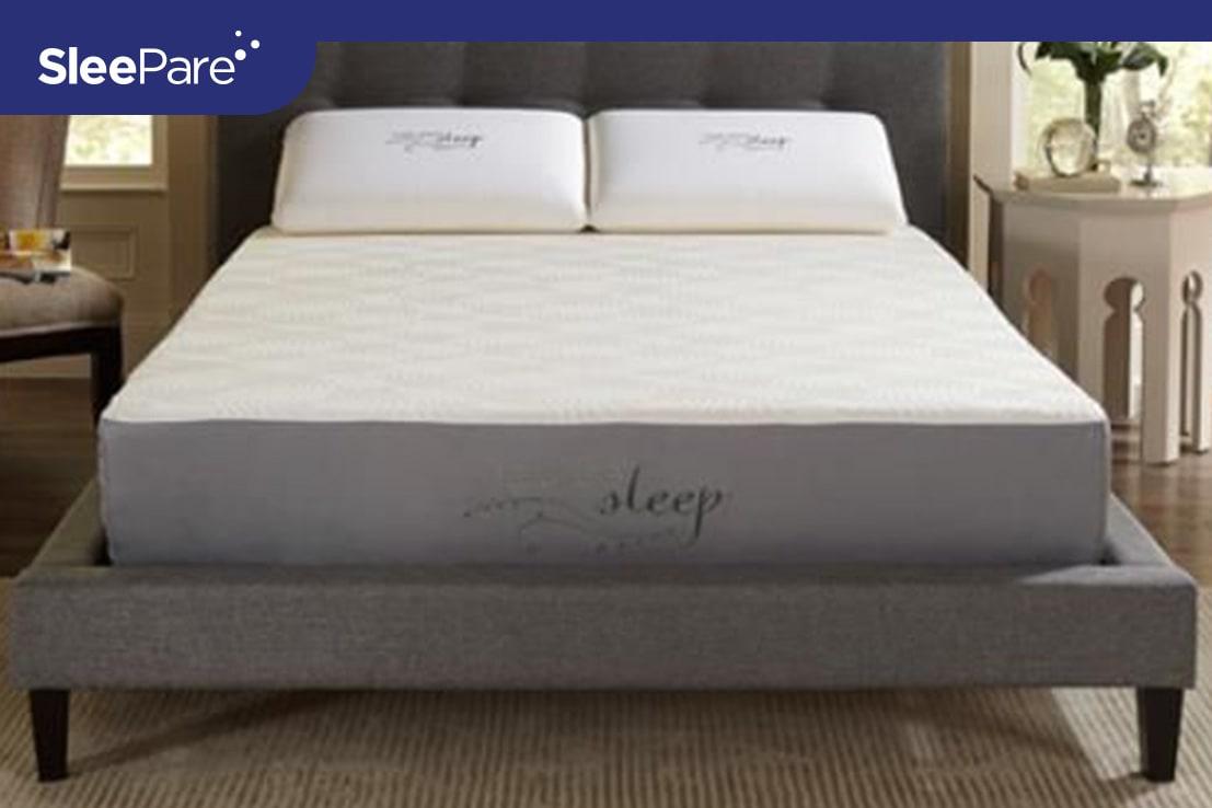 Nature's Sleep Topaz Gel Memory Foam