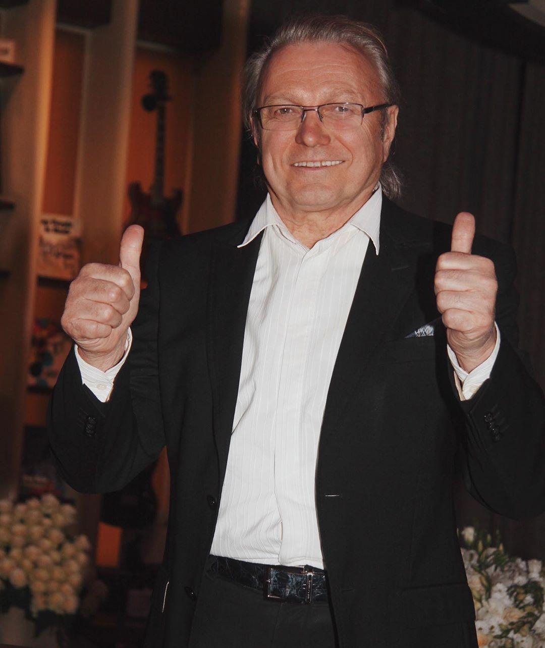 С днем рождения, папуль! Семья поздравила Юрия Маликова с 77-летием