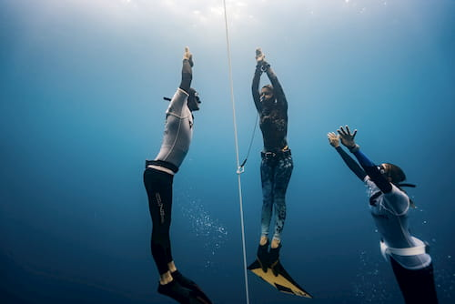 Trident Freedivers - Hanna Competition