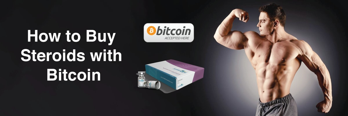 Buy Steroids with Bitcoin