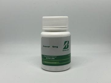 BioTeq Labs Anavar 10mg Tablets – 100 Pack