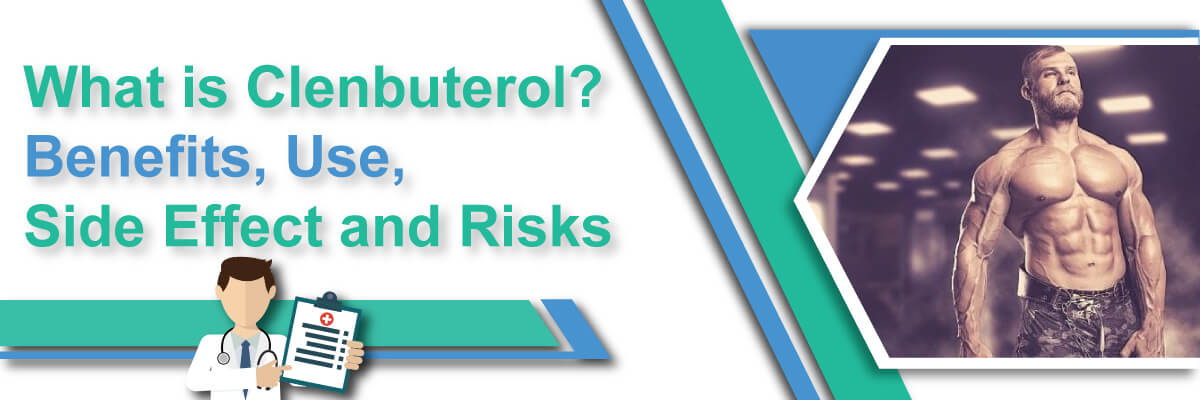 What is Clenbuterol? Benefits, Use, Side effect and Risks.