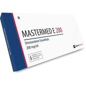 Deus Medical Mastermed E 200
