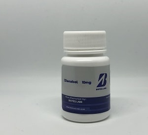 BioTeq Labs Dianabol 10mg Tablets – 100 Pack