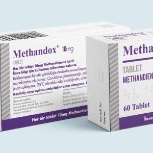 Proton Pharma - Methandox - Dianabol 10mg
