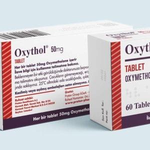 Proton Pharma - Oxythol - Anadrol 50mg
