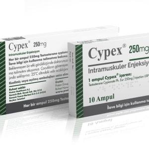 Proton Pharma Cypex - Test C