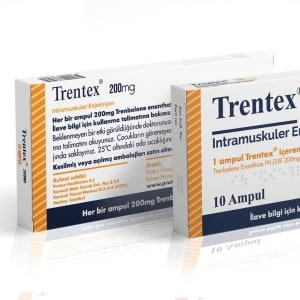 Proton Pharma - Trentex - Tren E 200mg
