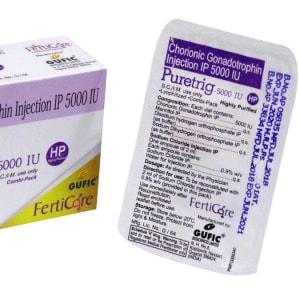 Puretrig HCG 5000IU