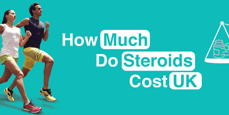 How Much Steroids Cost in the UK