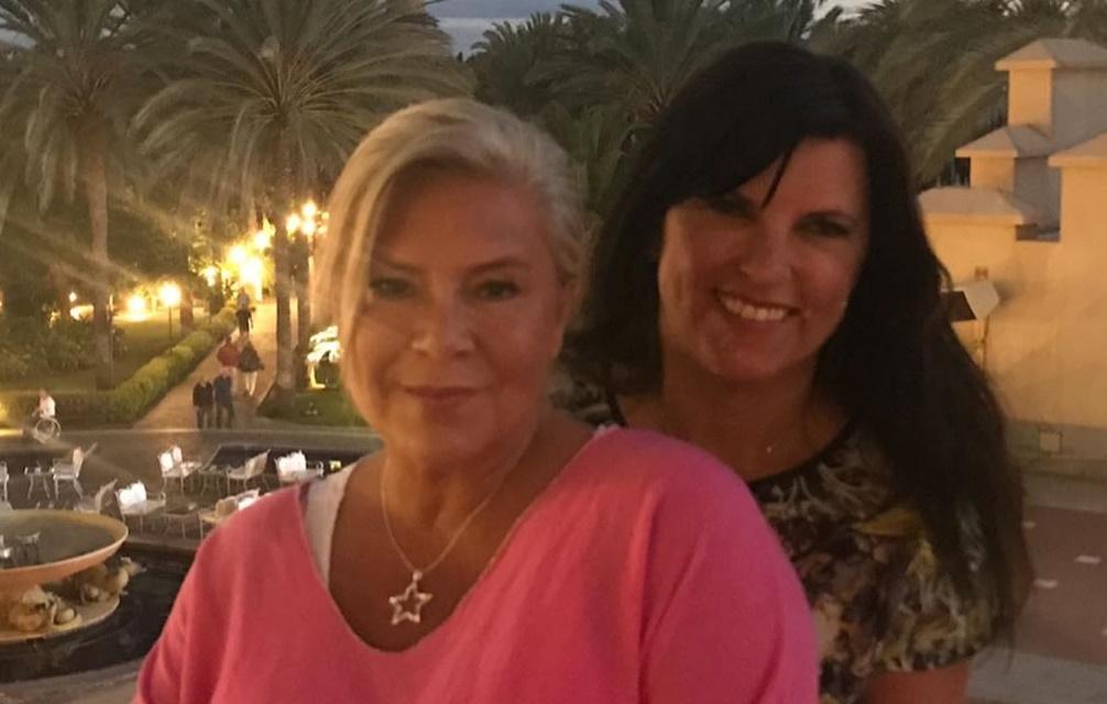 Саманта Фокс и Линда Олсен решили пожениться