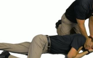 first aid recovery position