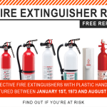 Kidde Fire Extinguisher Recall and Free Replacement pxujuk