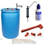 Emergency Water Barrel Package
