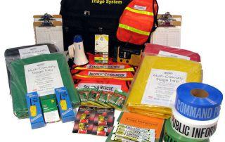 School Emergency Earthquake Kit