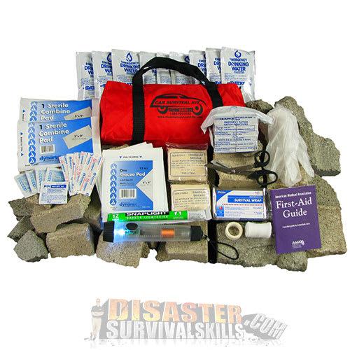 Emergency Car Survival Kit All irzprl