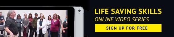 Free Life Saving Skills Online Video Training