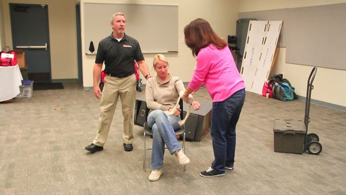 disaster-response-training first aid management