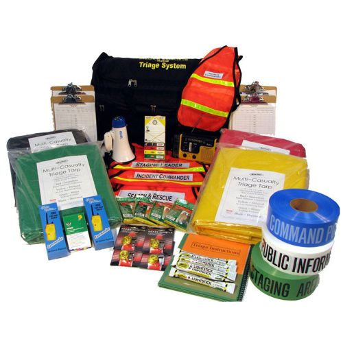 School Emergency Earthquake Kit