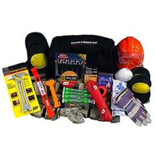 Search & Rescue Supplies + Utilities