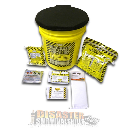 Classroom Emergency Bucket qlf8ae