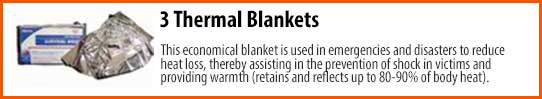 3-Thermal Blankets