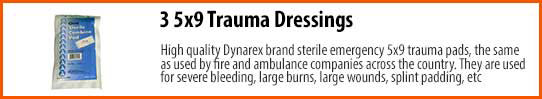 3-5x9-Trauma-Dessings