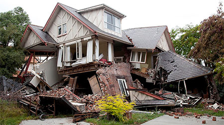 Where Is The Safest Place To Be During An Earthquake?