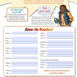 National-Preparedness-Month-Family-Communication-Plan