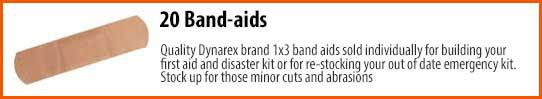 20-Band-Aids