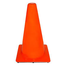 Orange Safety Traffic Cones jivyko