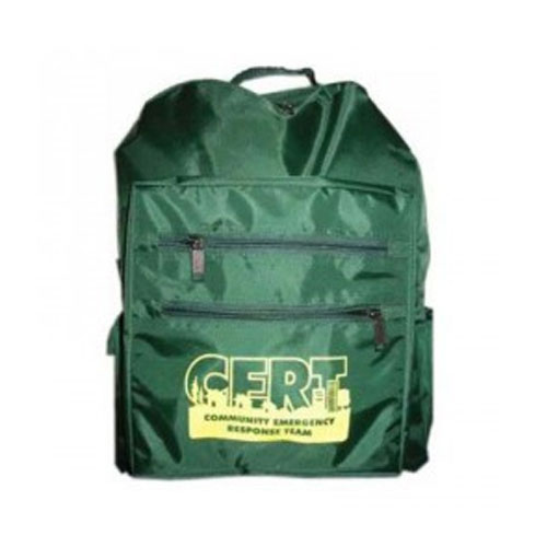 CERT backpack for CERT team gears