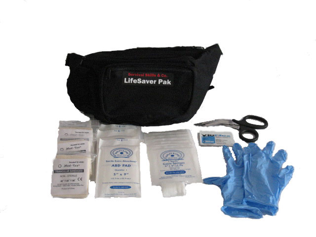 Search and Rescue LifeSaver Pack