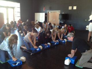 CPR Certification Class