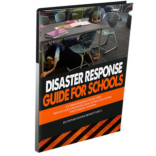 Disaster Response Guide for School Book prasgt